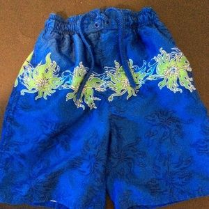 10 for $25 Boys Sand N Sun Swim Trunks